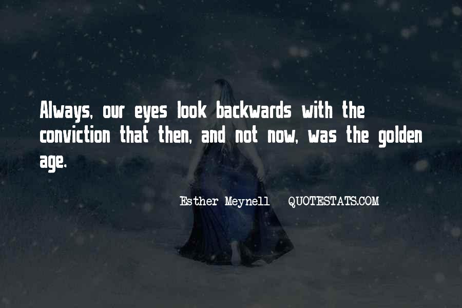 Esther Meynell Quotes #1665131