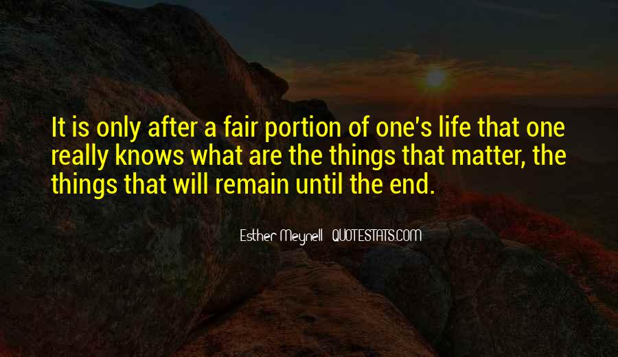 Esther Meynell Quotes #166948