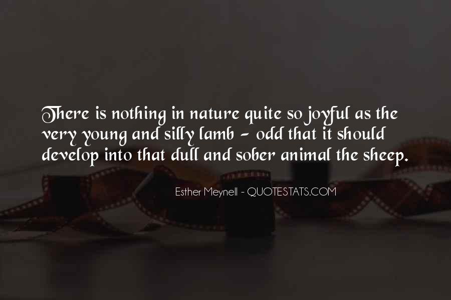 Esther Meynell Quotes #1822031