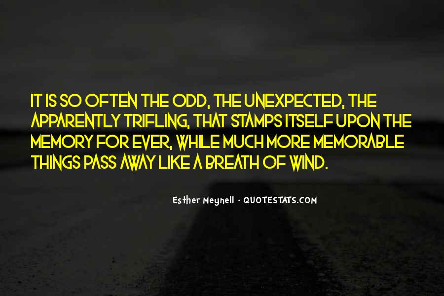 Esther Meynell Quotes #698970