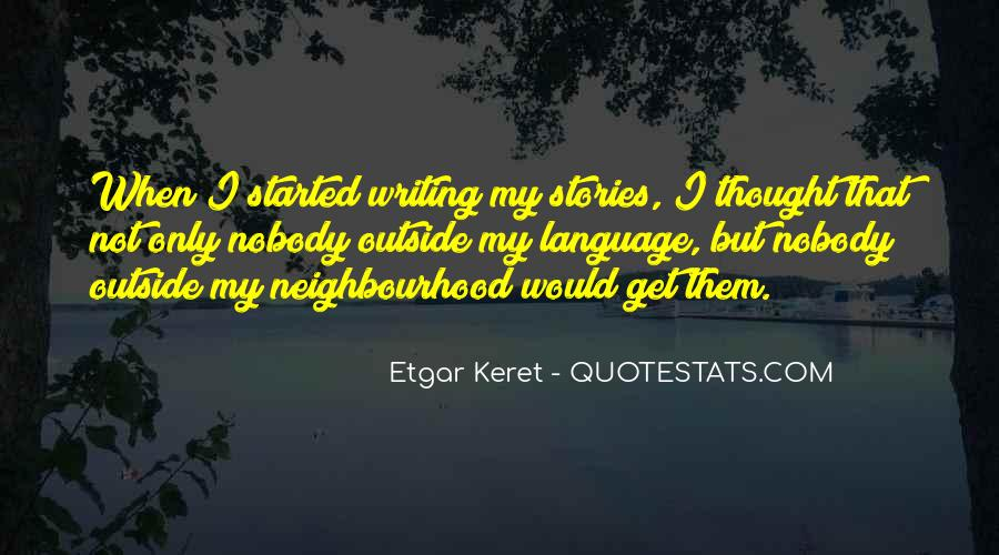 Etgar Keret Quotes #1001516