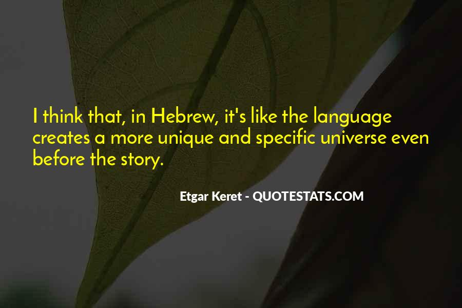 Etgar Keret Quotes #1091174