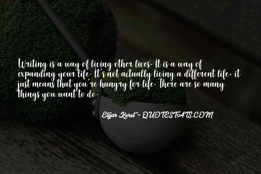 Etgar Keret Quotes #1407255