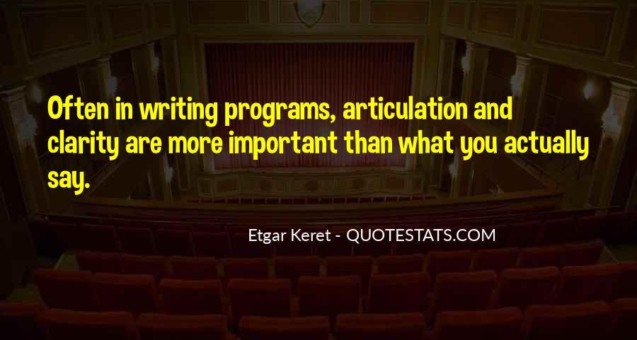 Etgar Keret Quotes #1414752