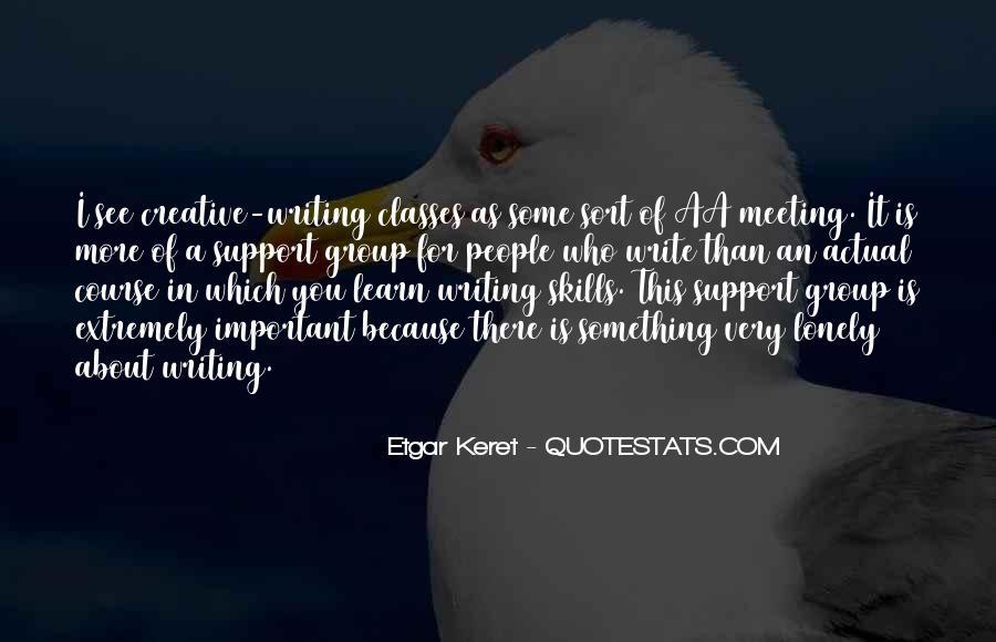 Etgar Keret Quotes #1470491