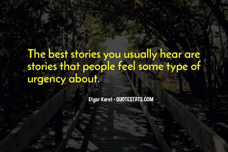 Etgar Keret Quotes #1614454