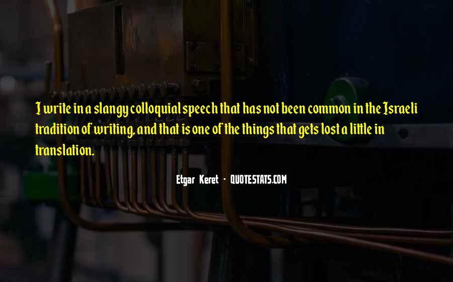 Etgar Keret Quotes #1769446