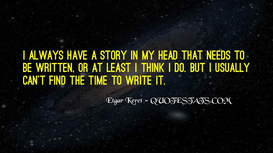 Etgar Keret Quotes #1826002