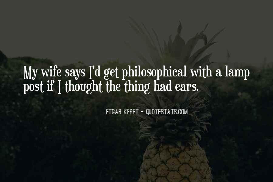 Etgar Keret Quotes #1841787
