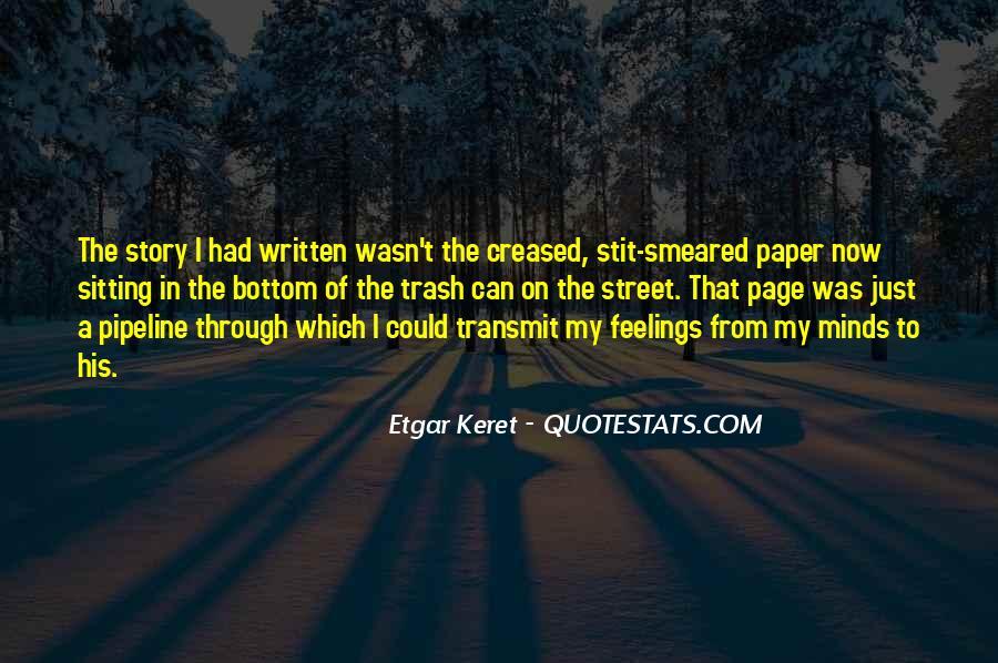 Etgar Keret Quotes #247128