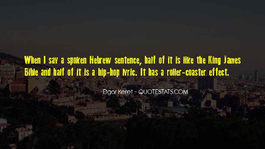 Etgar Keret Quotes #25158