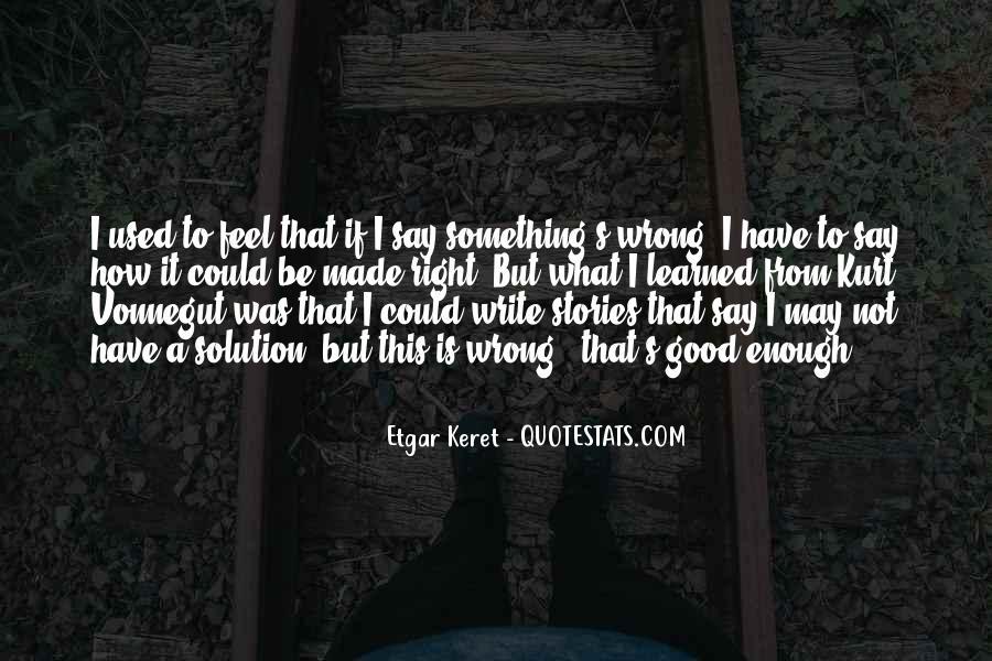 Etgar Keret Quotes #25993