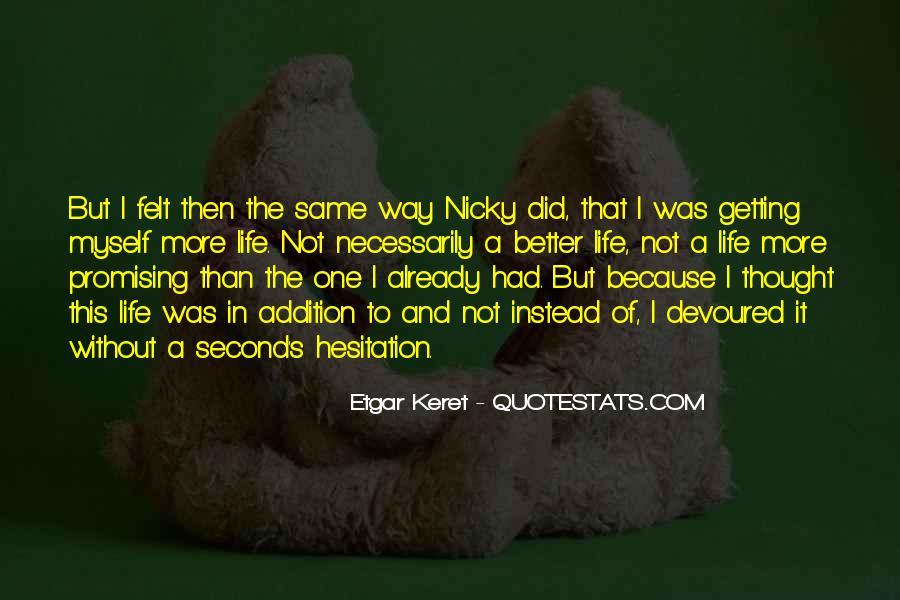 Etgar Keret Quotes #266164