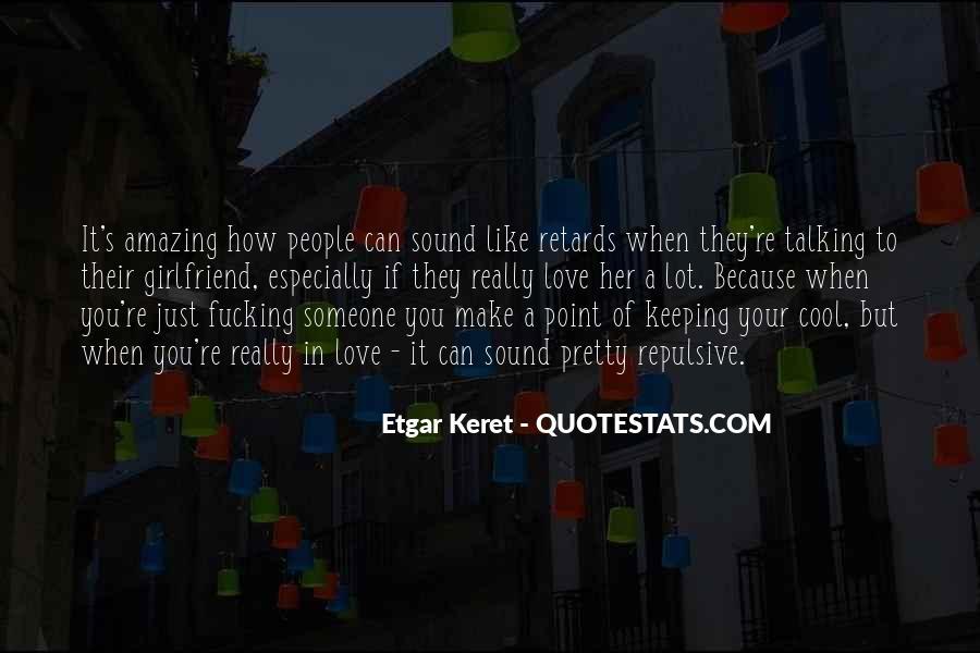 Etgar Keret Quotes #275825