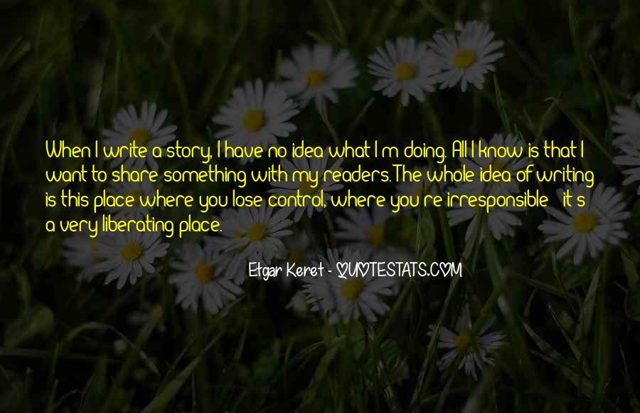 Etgar Keret Quotes #279498
