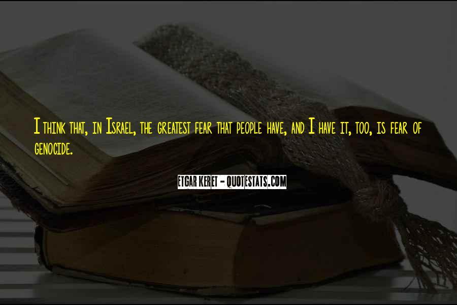 Etgar Keret Quotes #449422