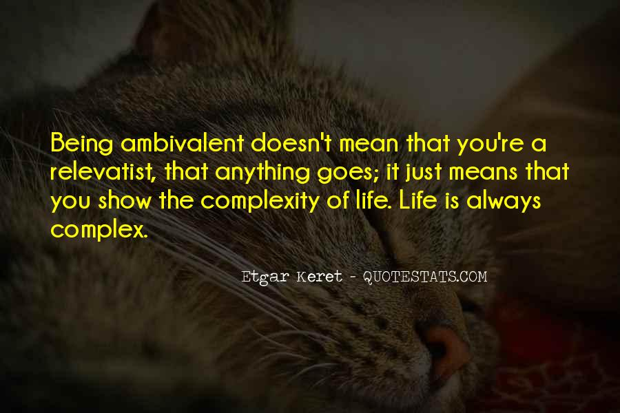 Etgar Keret Quotes #620842
