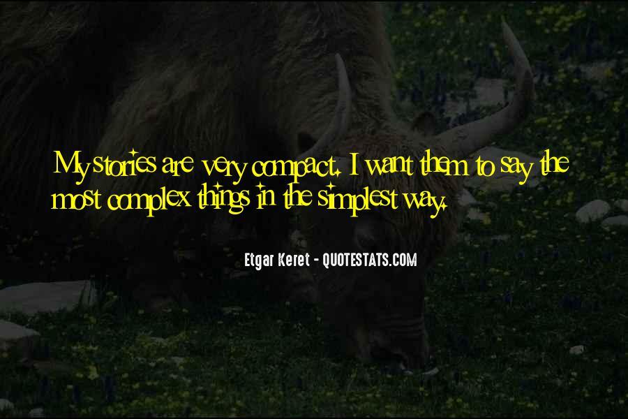 Etgar Keret Quotes #827994