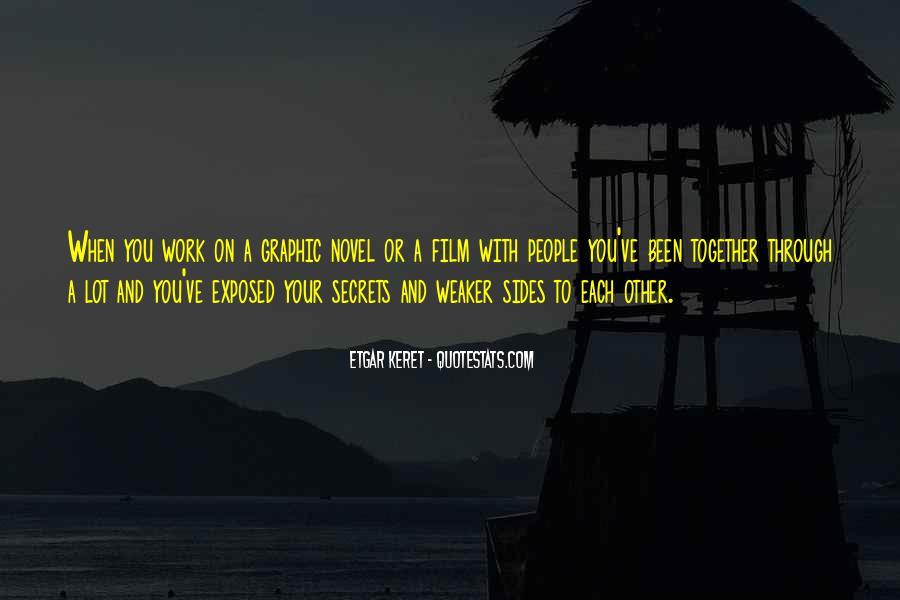 Etgar Keret Quotes #892642