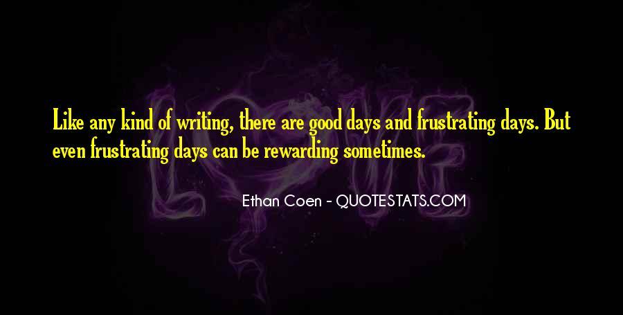 Ethan Coen Quotes #156683