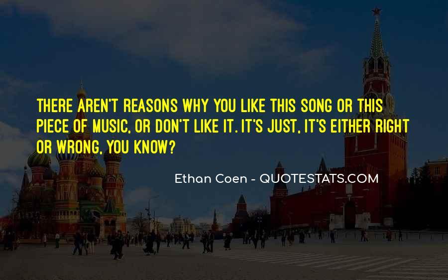 Ethan Coen Quotes #1822373