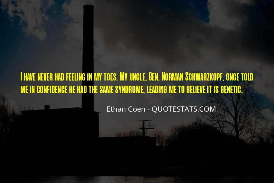 Ethan Coen Quotes #1861889