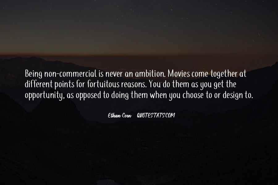 Ethan Coen Quotes #265556
