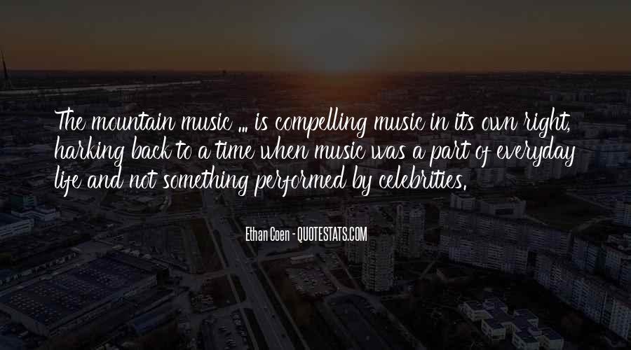 Ethan Coen Quotes #310784