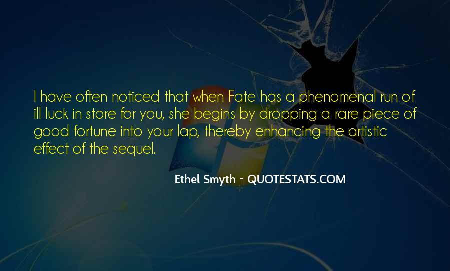 Ethel Smyth Quotes #1174826