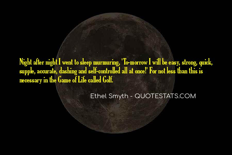 Ethel Smyth Quotes #336638