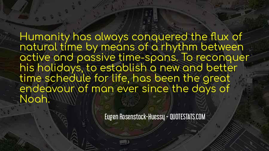 Eugen Rosenstock-Huessy Quotes #1101636