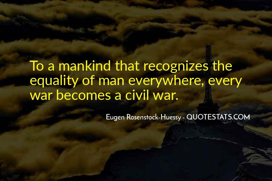 Eugen Rosenstock-Huessy Quotes #1168800