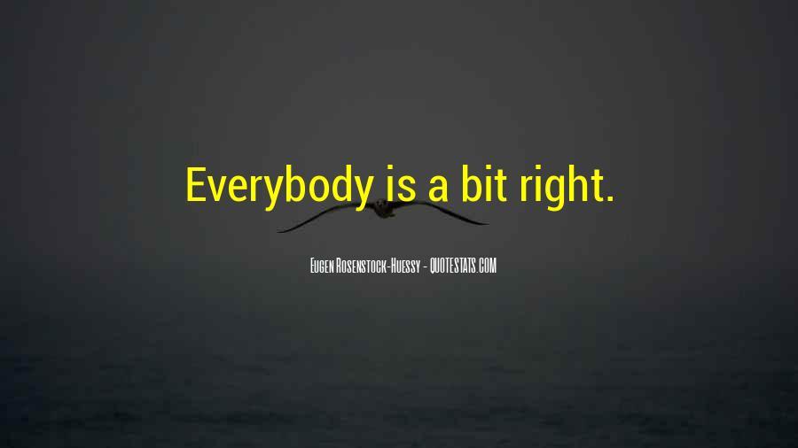 Eugen Rosenstock-Huessy Quotes #412090