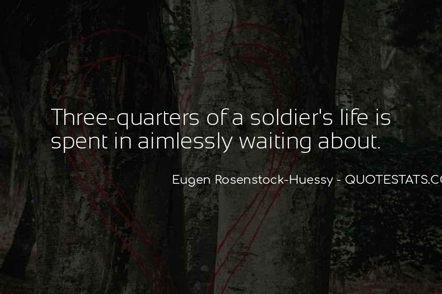 Eugen Rosenstock-Huessy Quotes #85917