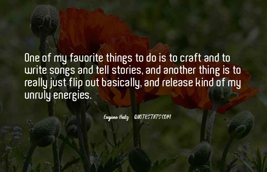 Eugene Hutz Quotes #252044