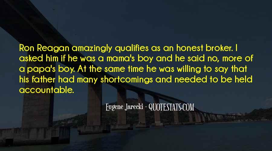 Eugene Jarecki Quotes #1249168