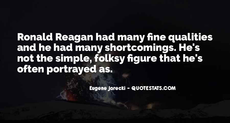 Eugene Jarecki Quotes #1325733