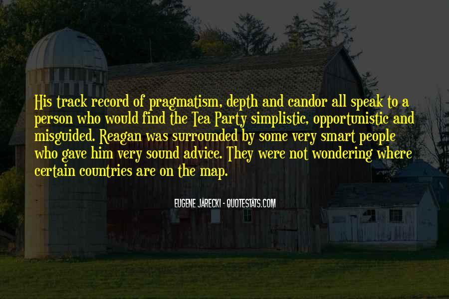 Eugene Jarecki Quotes #386612