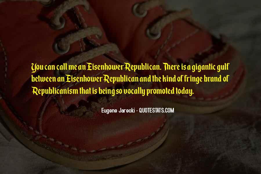 Eugene Jarecki Quotes #664306