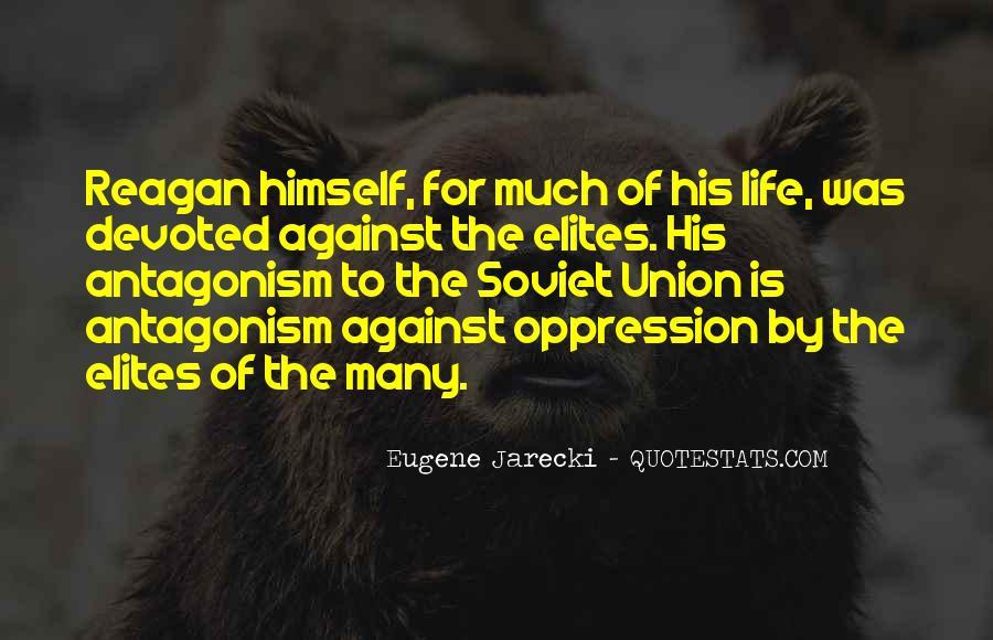 Eugene Jarecki Quotes #714814