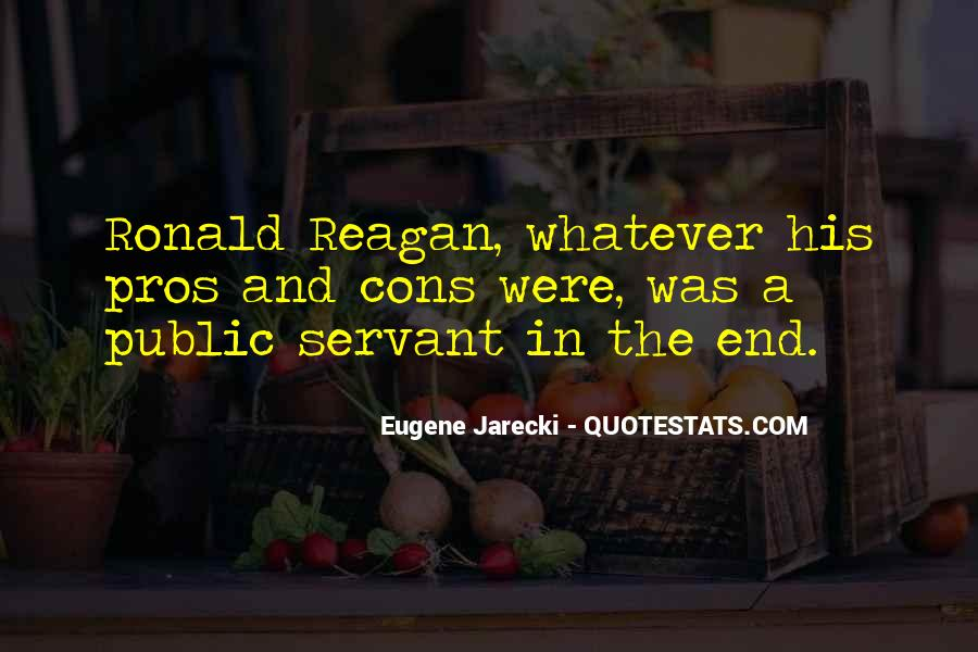Eugene Jarecki Quotes #834690