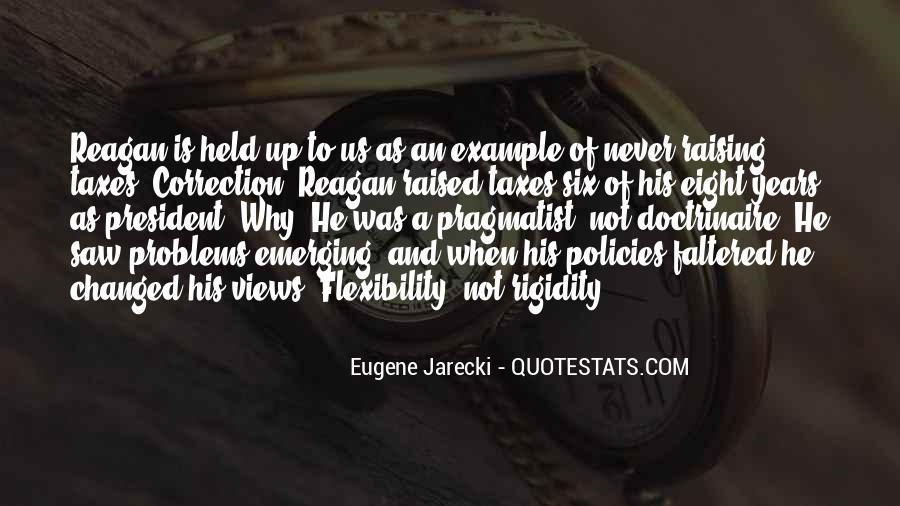 Eugene Jarecki Quotes #95379