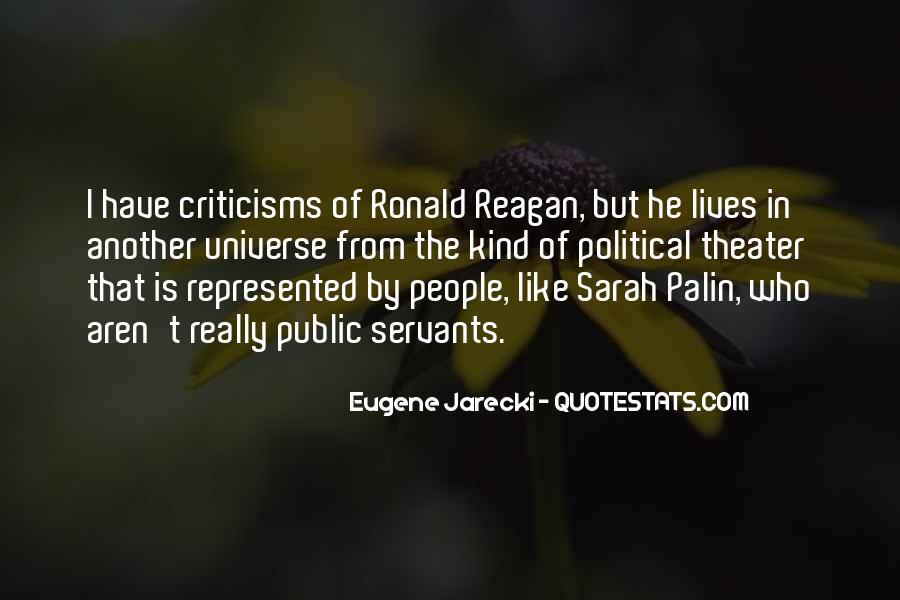 Eugene Jarecki Quotes #968401
