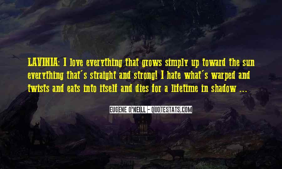 Eugene O'Neill Quotes #1024211