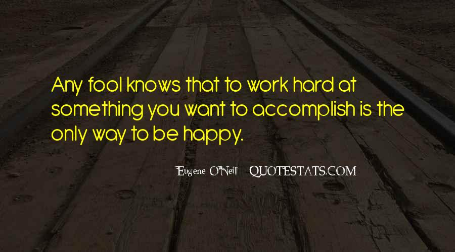 Eugene O'Neill Quotes #1222663