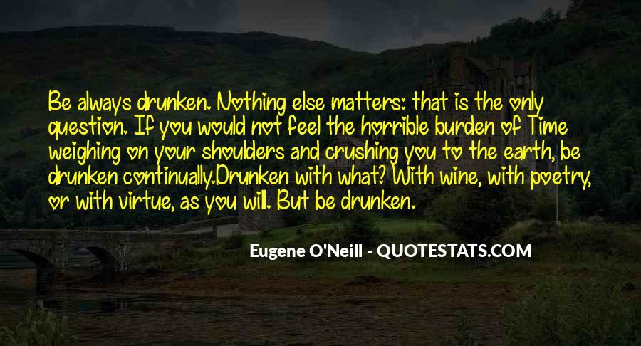 Eugene O'Neill Quotes #1416057