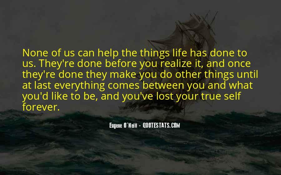 Eugene O'Neill Quotes #1446925