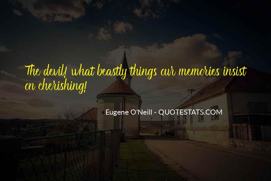 Eugene O'Neill Quotes #1459923