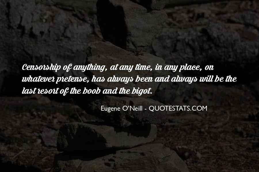 Eugene O'Neill Quotes #187656