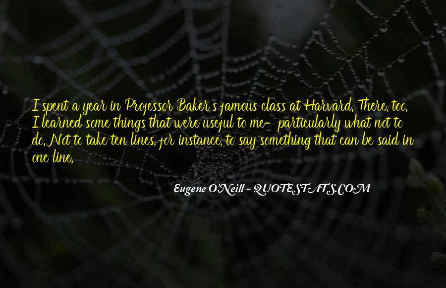 Eugene O'Neill Quotes #1876713